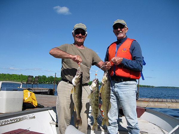 Lake Nipissing Northern Ontario   Cottage Boat Rental Fishing