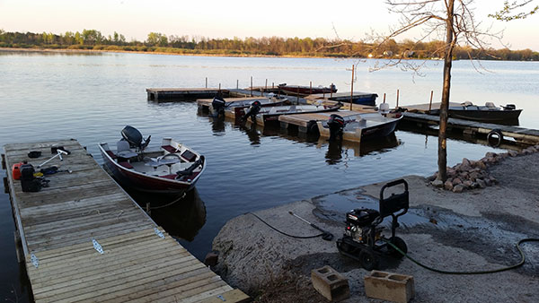 Lake Nipissing Northern Ontario Fishing Cottage And