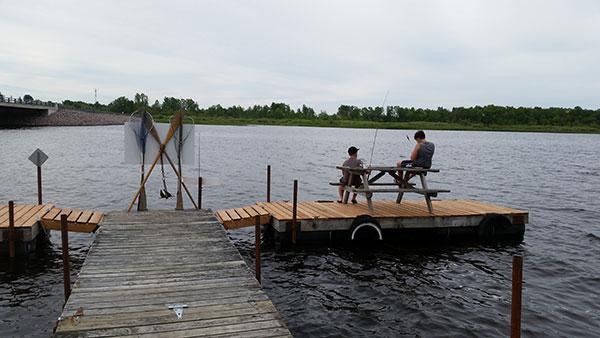 Lake nipissing northern ontario seasonal docking marina for Ontario fishing resorts
