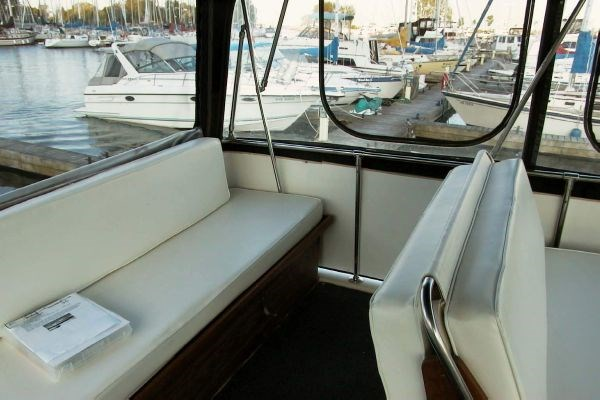 yacht rental rear deck